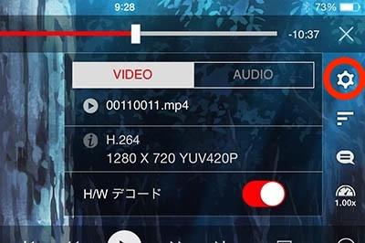 ビデオ情報